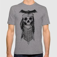 Tonto Mens Fitted Tee Athletic Grey SMALL