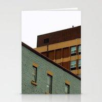 Sunday Symmetry Stationery Cards