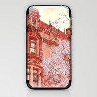 Bostonia iPhone & iPod Skin