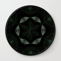 Kaleidoscope 'RK2 SQ' Wall Clock