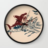 West Side Rumble Wall Clock