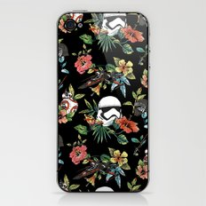 The Floral Awakens iPhone & iPod Skin