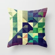 Tyo DDz Throw Pillow