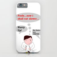 Slow Eating Elf iPhone 6 Slim Case