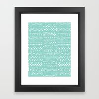 Frans Framed Art Print
