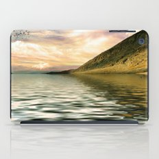 mountain lake 4 iPad Case