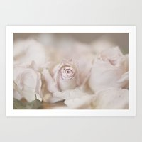 Always have fresh flowers in the house  Art Print