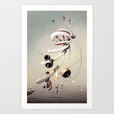 SATO (print) Art Print