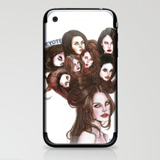 PEYOTE LDR  iPhone & iPod Skin