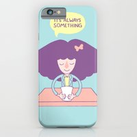 Roseannadanna iPhone 6 Slim Case