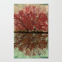 Landscape ~ Reflection Canvas Print