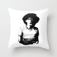 Awesome! Throw Pillow