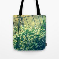 Bloom With Wild Abandon Tote Bag