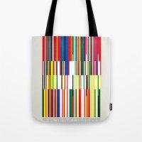 National Colors Tote Bag