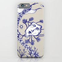 iPhone & iPod Case featuring Moons by Nora