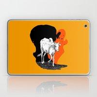COW IS GOD Laptop & iPad Skin