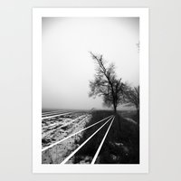Transitions #7 Art Print