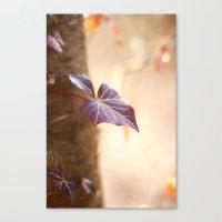 Enchanted Ivy Canvas Print