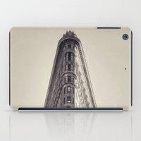 Flatiron Building - New … iPad Case