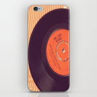 Vintage Record  iPhone & iPod Skin