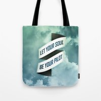 Let Your Soul Be Your Pi… Tote Bag
