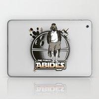 The Force Abides Laptop & iPad Skin