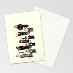 Lord of the Rings Stationery Cards
