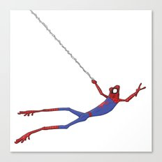 Spiderfrog Canvas Print