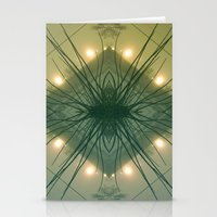 Quad Tree #3 Stationery Cards