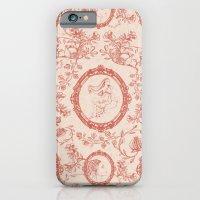 Toile De Jouy (persephon… iPhone 6 Slim Case