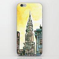 Chrysler Building - New … iPhone & iPod Skin