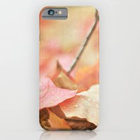 iPhone & iPod Case featuring Forest Floor in Autumn by Curt Saunier
