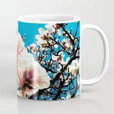 Magnolia details Mug