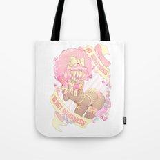 My Sweetness is NOT Weakness! Tote Bag