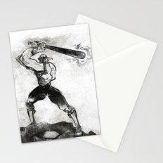The Designated Slugger  Stationery Cards