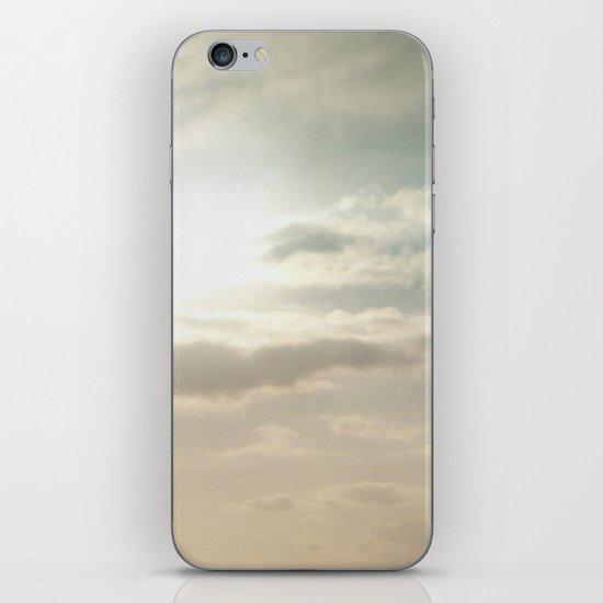Brightly Sea iPhone & iPod Skin