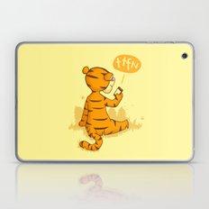 Ta Ta For Now Laptop & iPad Skin