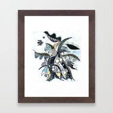arbre 2 Framed Art Print