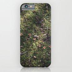 FEILD OF MUSHROOMS Slim Case iPhone 6s