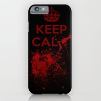 Keep calm? iPhone 6 Slim Case