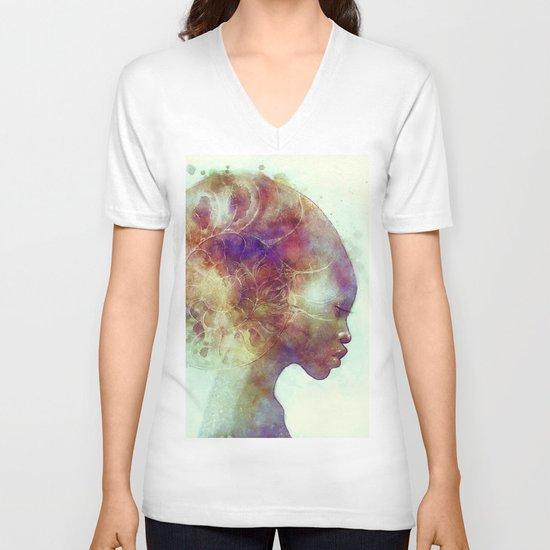 Ammon V-neck T-shirt