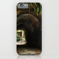 iPhone & iPod Case featuring Old tunnel 2 by Ricardo Patino
