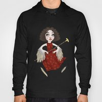 Winged Queen Hoody