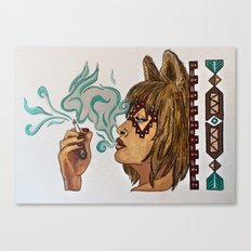 Tolinka Canvas Print