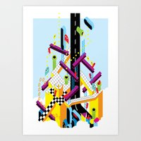 AXOR - Customize II Art Print
