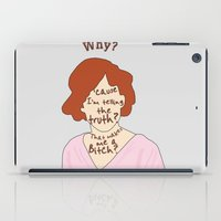 The Breakfast Club - Claire iPad Case