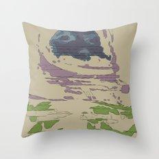 John Glenn Throw Pillow