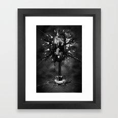 Eve 3000 Framed Art Print
