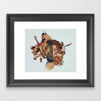 Intergalatic.... Framed Art Print