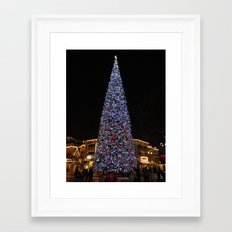 May Your Holidays Be Bright! Framed Art Print